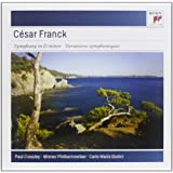 Franck: Symphony In D Minor; Symphonic Variations For Piano And Orchestra