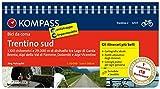 Rennradführer Trentino Bd 2: Trentino Süd, italienische Ausgabe: Fahrradführer mit Top-Routenkarten im optimalen Maßstab. (KOMPASS-Fahrradführer)