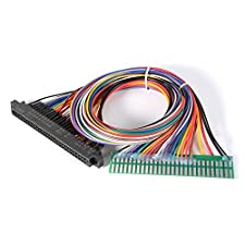 XCSOURCE estensione Cablaggio fai da te Extend 28pin cavo per JAMMA video arcade machine Cabinet AC710