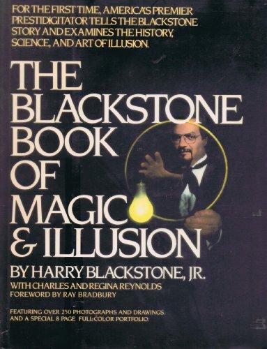 The Blackstone Book of Magic and Illusion por Harry Jr. Blackstone