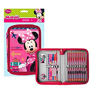 Plumier Minnie Disney 20pz