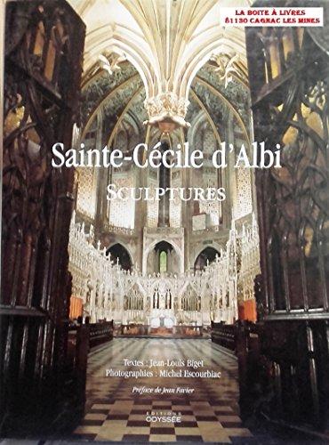 Sainte-Cécile d'Albi, sculptures