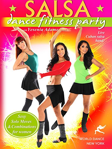Salsa Dance Fitness Party with Yesenia Adame [OV]