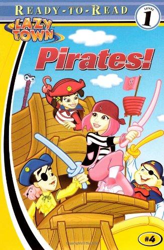 LazyTown: Pirates!
