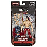 Hasbro Marvel Legends Series, Action Figure collezionabile da 15 cm di Shang Chi