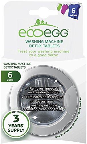 Ecoegg Detox Tablets Reinigungstabletten für Waschmaschinen
