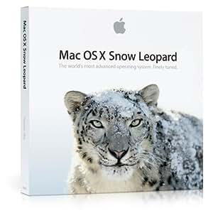 Mac OS X Snow Leopard v. 10.6 Update (Mac DVD)