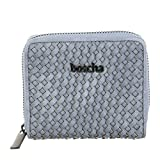 boscha Wallet S/ 2nd Weave Geldbörse, Damen, 11x2x9,5 cm, Light Blue, BO-LP3604SW-175
