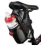 EEEKit Waterproof Bike Bicycle Saddle Bag, Seat Bag Mountain Road MTB Bike Cycling Under Seat Bag Repair Tool Bag w/Bicycle Tail Light
