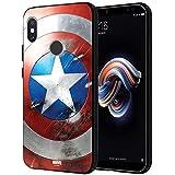 MTT Marvel Captain America Printed Mobile Back Case Cover for Redmi Note 5 Pro