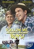 Follow Me, Boys! [DVD]