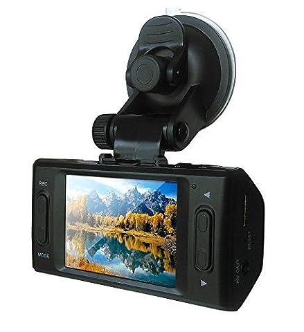 "Stoga Ubox Pro STV041 2.7"" Professional Full HD Dash Cam Car Black Box Car DVR Camera Recorder G-sensor Camcorder Motion Detection Loop Recorder Camera LED Night Vision HDMI Output"