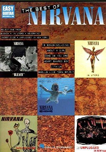 Nirvana: The Best of (Easy Guitar): (Easy Guitar Tab) (Gtab)