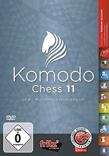 Komodo Chess 11 (PC-DVD) Test