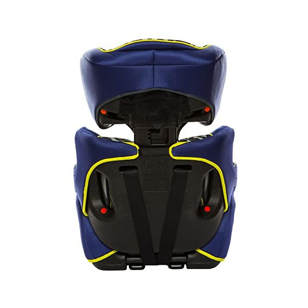 Kids Embrace Group 123 Car Seat Paw Patrol Chase Kids Embrace The kids embrace paw patrol car seat is a fun, stylish and safe, stage 1-2-3, high-back booster seat that can be used from 9 months up until your child reaches 12 years old. Use with the integral 5 point harness when your child is between the ages of 9 months to four years, then use with a car's 3 point seat belt up to the age of 12 years old. The single hand adjustable harness has two height positions and features a quick release buckle for convenience. also includes chest and buckle pads for extra comfort. 3