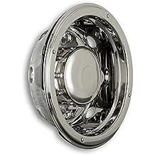 Tapacubos Acero Inoxidable 19,5 pulgadas – Llanta – Revestimiento – para camiones ...