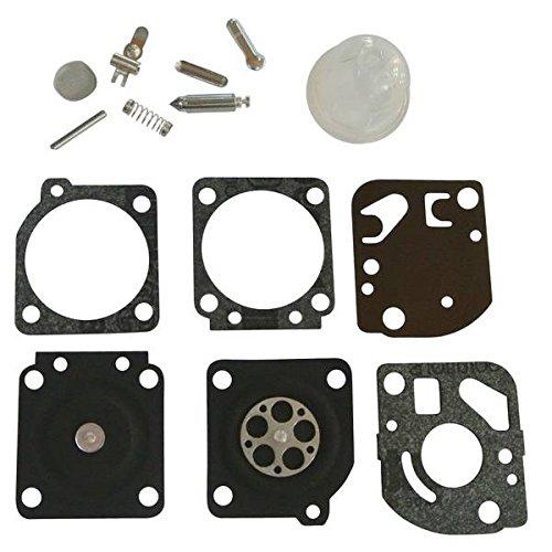 Vergaser Reparatursatz Membran Kit für ZAMA Vergaser C1U-W 4 W4A W4B W4C W4D C1U-W7 C-D POULAN VS-2 22 H18-22 HG55-22 RB-73