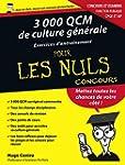 3000 QCM de Culture g�n�rale - Concou...