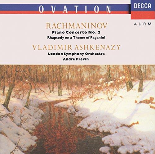 Rachmaninov: Piano Concerto No.2 / Rhapsody on a Theme of Paganini Test
