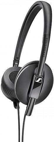 Sennheiser HD 100 Kulak Üstü Kulaklık, Siyah