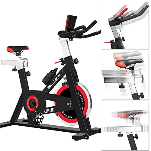 ISE Cardio vélo Biking vélo d'Appartement Vélo Spinning SY-7001