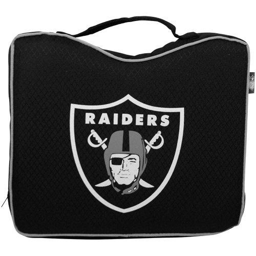 Rawlings NFL Kissen mit Bleicher-Motiv, alle Team-Optionen, Herren, Multi, One Size Fits All - Coleman Raiders