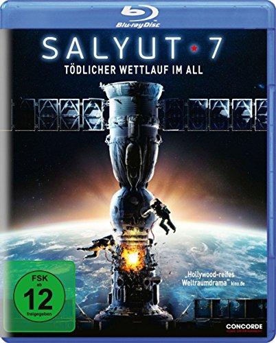 Salyut-7 - Tödlicher Wettlauf im All [Blu-ray]