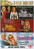 Death Becomes Her/Bird On A Wire/Housesitter [DVD]