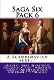 Saga Six Pack 6: A Scandinavian Sextet