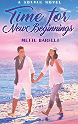 Time for New Beginnings: Volume 3 (The Solvik Series)