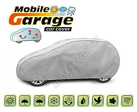 Kegel Mobile Garage Vollgarage M1 Hatchback für Kegel Mobile Garage Vollgarage M1 für Renault Clio (I, II), Renault Twingo, Seat (Vollgarage Autoplane)