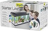 Tetra Starter Line Aquarium-Komplettset mit LED-Beleuchtung stabiles 54 Liter Einsteigerbecken mit Technik, Futter und Pflegemitteln - 2