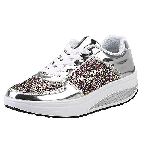 Damen Herren Sneaker Laufschuhe Air Sportschuhe Turnschuhe Running Fitness Sneaker Outdoors Straßenlaufschuhe Sports - Viele Farben -