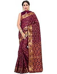 e413c19315b6f Mimosa By Kupinda kuppdam Style Art Silk saree color  Purple (4197-2162-