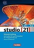 Studio [21] - Grundstufe: A2: Gesamtband - Intensivtraining: Mit Audio-CD und Extraseiten für Integrationskurse
