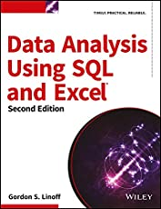 Data Analysis Using SQL and Excel, 2ed (MISL-WILEY)