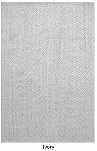 the-rug-republic-hand-woven-ivory-wool-purex-rug-76-x-53-1-piece