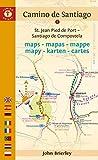 Camino de Santiago Maps (Camino Guides)