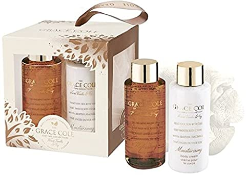 Grace Cole Tranquility Warm Vanilla & Fig Gift Set