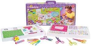 Crayola - Loisir Créatif - Découpage - Le Maxi Coffret De Scrapbooking