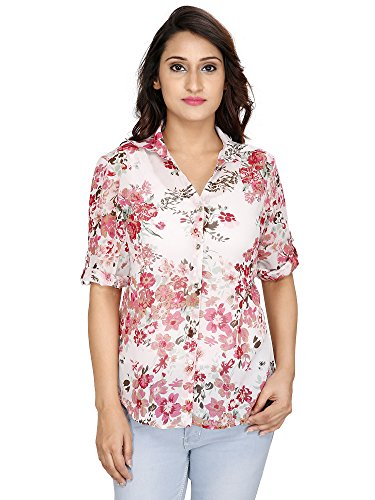 2DAYs-Women-Stylish-Georgette-Top