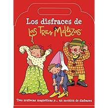 Los disfraces de Las Tres Mellizas: Tres muñecas magnéticas y un montón de disfraces para jugar