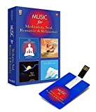 #9: Music Card: Music for Meditation, Relaxation, Romance and Soul - 320 kbps MP3 Audio (4 GB)