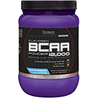 Preisvergleich für Ultimate Nutrition Flavoured BCAA 12.000 Powder Blue Raspberry