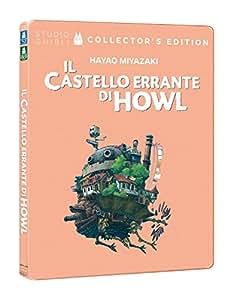 Il Castello Errante di Howl (Steelbook) (2 Blu-Ray)