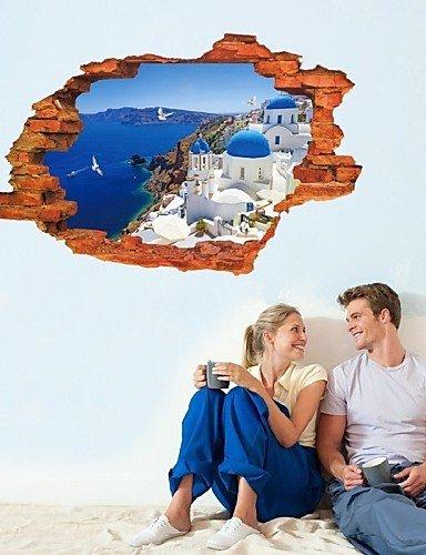casse-mur-mer-egee-paysages-3d-trompe-loeil-pour-enfants-salon-wallpaper-art-stikers-decoration-mura