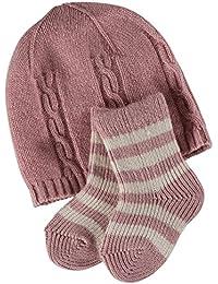 FALKE Unisex Baby Socken & Mütze Geschenkset