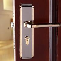 vanme continentale porta interno Maniglia per porta con serratura per