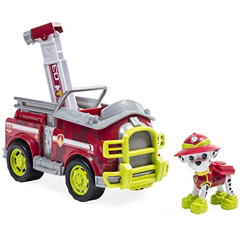 PAW PATROL 6033374, Jungle Rescue, camioncino di Marshall.