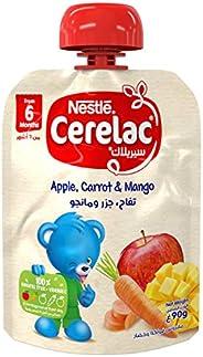 Nestlé CERELAC Puree Pouch, 90g
